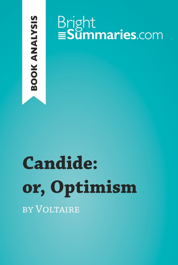 an analysis of the use of satire and exaggeration in voltaires candide Narrative techniques in voltaire's 'candide' and the the use of exaggeration turns terrible events summary and analysis of the poem the second coming.