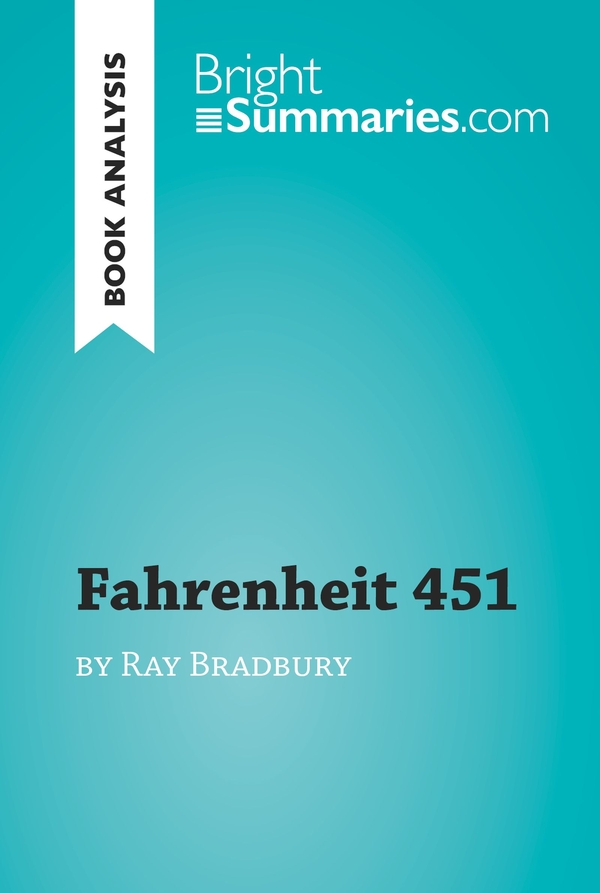 an analysis of the society in fahrenheit 451 a novel by ray bradbury The folio society's beautifully illustrated edition of ray bradbury's classic novel - fahrenheit 451 illustrations by sam weber buy books online.