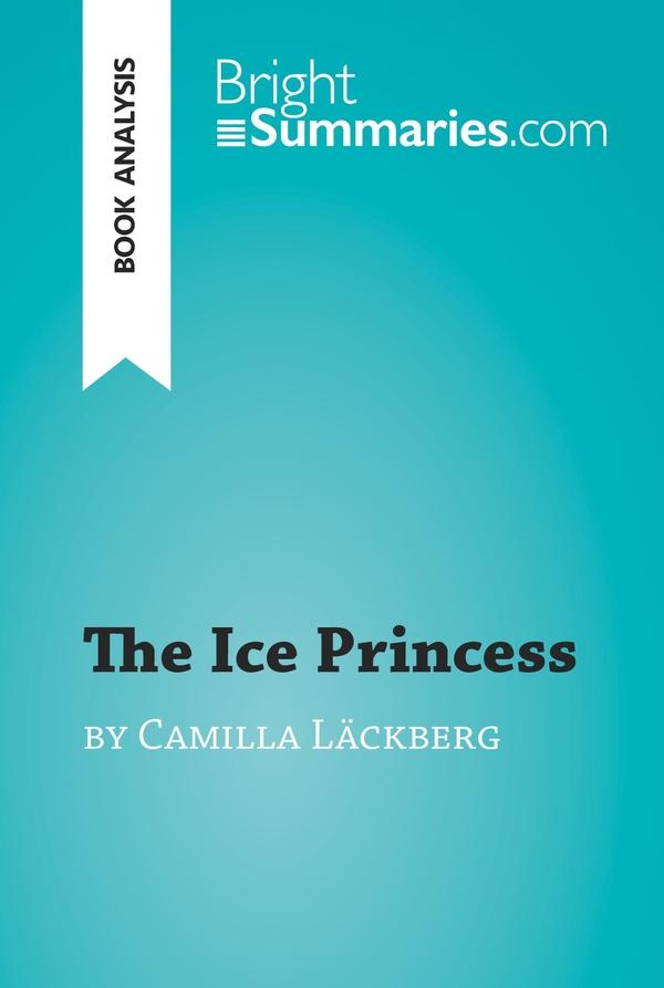 The Ice Princess by Camilla Läckberg (Book Analysis)