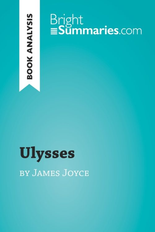 Ulysses by James Joyce (Book Analysis)